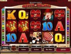 Rhyming Reels Queen of Hearts Slots