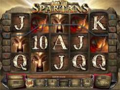 Age of Spartans Slots